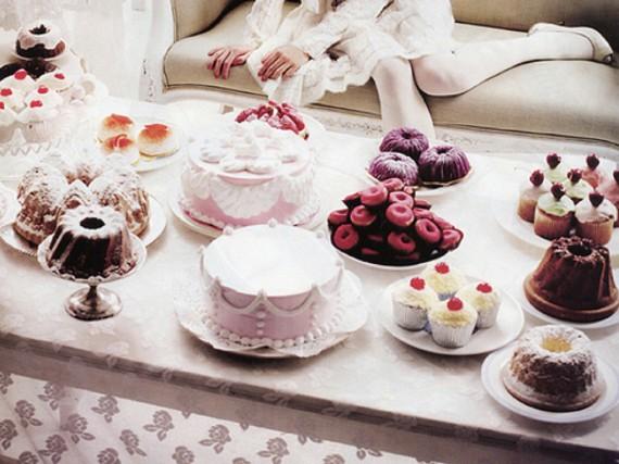 Kuchen und Torten - Schaufensterbummel