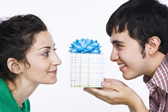 Geschenk selber machen