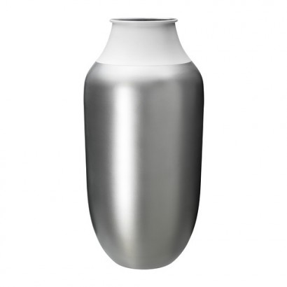 Blumenvase aus Aluminium