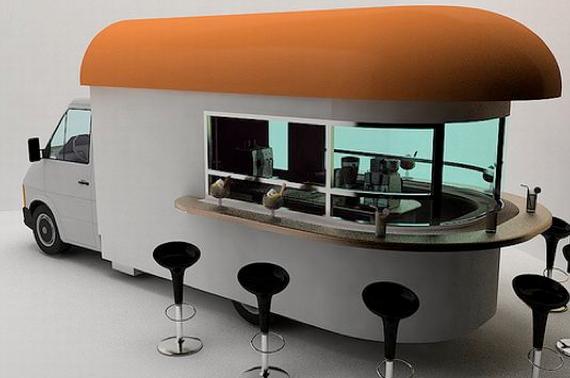 Rollendes Café Kult-Mobil