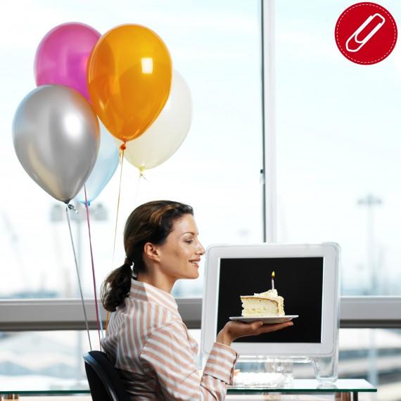 Kuchenideen für das Büro