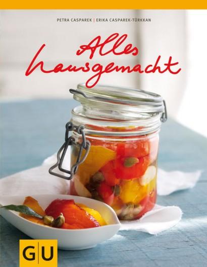 """Buch """"Alles hausgemacht"""" vom GU-Verlag"""
