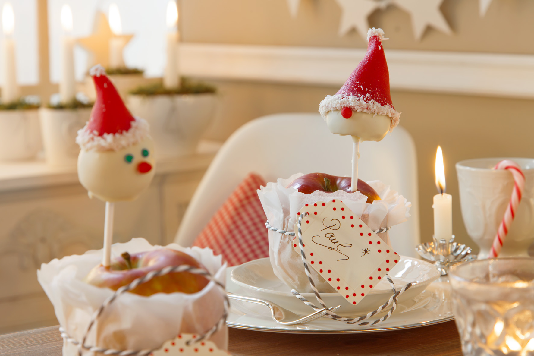 Cake-Pop Nikolaus