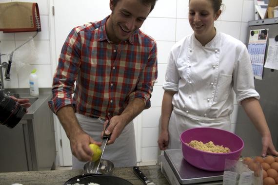 Fruchtige Zitronennote für die Tarte
