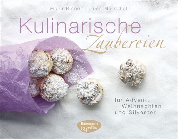 Backbücher zu Weihnachten von Bassermann Inspiration