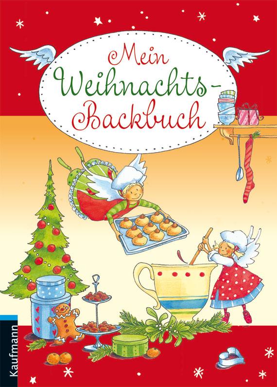 Backbücher zu Weihnachten vom Kaufmann-Verlag