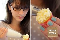 Süße Mandel-Törtchen von Miss Blueberrymuffin