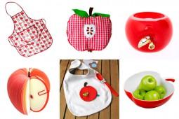 Trendiges Apfel-Design – zum Anbeißen schön!