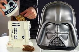Darth Vader Kuchenform gewinnen!