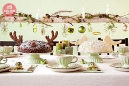 Himmlische Torten zu Weihnachten