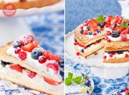 Köstliche Kuchen mit Beeren – very berry-licious!
