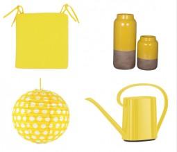 We ♥ gelb – sonnige Deko für euer Zuhause