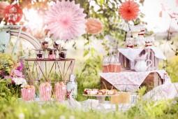 Kaffeekränzchen im Grünen – Süße Picknick-Ideen