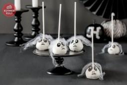 Halloween-Cake-Pops selber machen