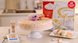 Videoanleitung: Torten mit Marzipandecke