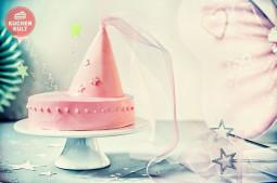 Zauberhafte Feen-Torte zum Kindergeburtstag