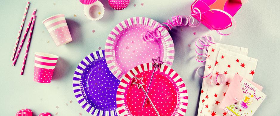 Gewinnspiel:Die passende Deko zu eurer Geburtstagstorte