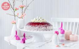 Wir feiern Ostern – mit Ostertorte, Häschen und Co.
