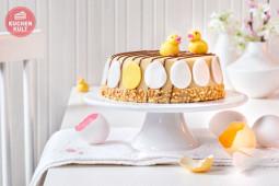 Ostertorte zum Fest – Ei, wie schön!