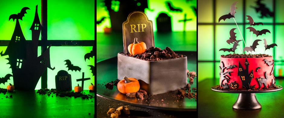 Halloween–Kuchengrauenhaft gut!