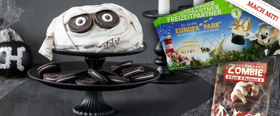 Halloween-GewinnspielFamilienkarten für Europa Park und weitere tolle Preise zu gewinnen!