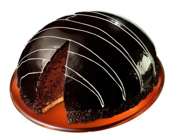 Schokolade-Trüffel-Torte