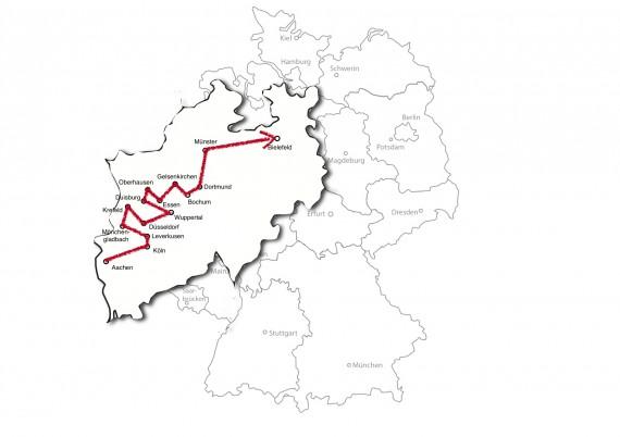 Von Aachen bis Bielefeld: Die besten Cafés in NRW