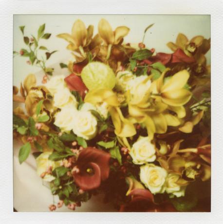 Blumenstrauß im Trend