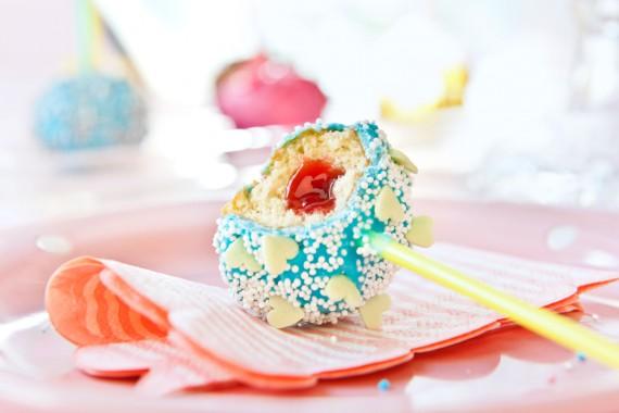 Tolle Cake Pops - Die Kuchen am Stiel