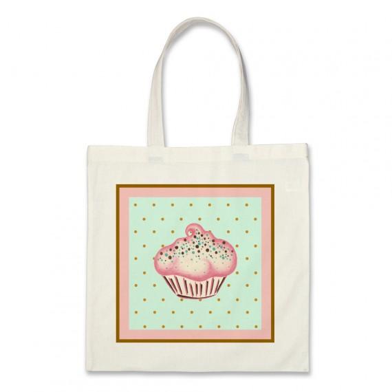 Einkaufsbegleiter Motiv Cupcake