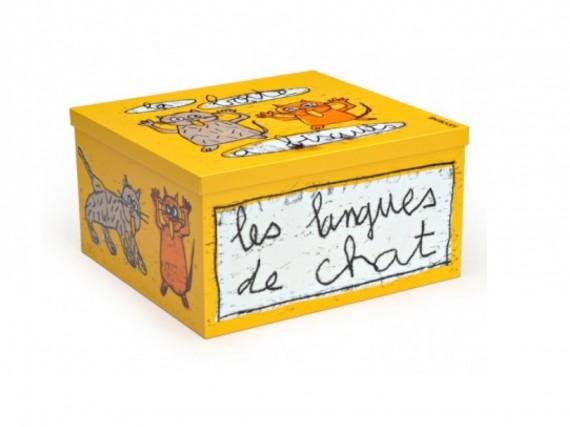 Eine Frischhaltebox für echte Naschkatzen
