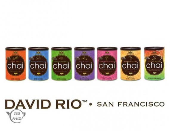 Pulver für leckeren Chai von David Rio