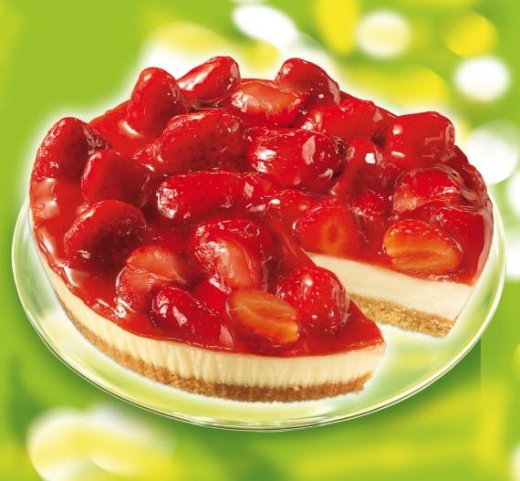 Erdbeer-Frischkäse