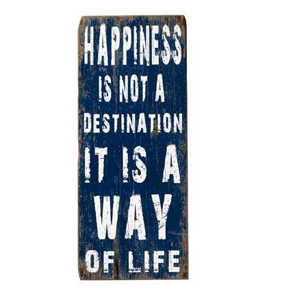 Leben genießen