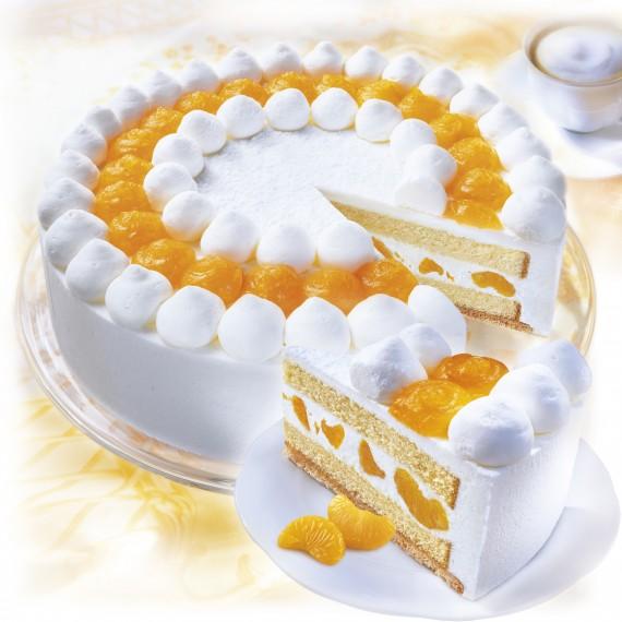 Käsesahne-Torte