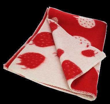 Erdbeer-Variationen Decke