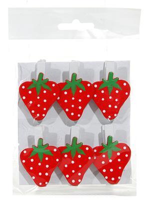Erdbeer-Variationen Klammern