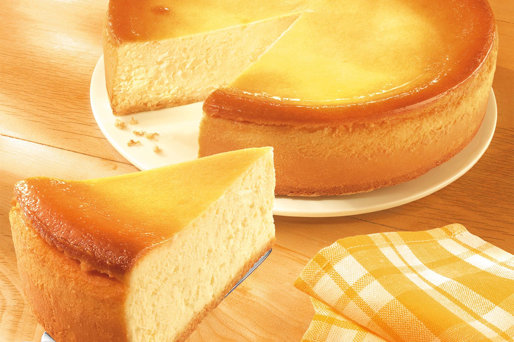 Vom Einfall und Aufstieg des Käse-Kuchen 1