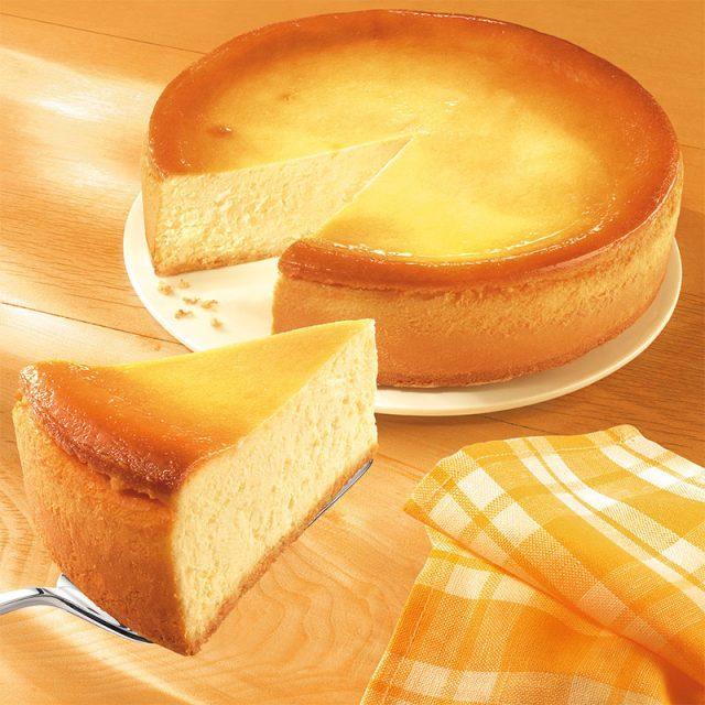 Vom Einfall und Aufstieg des Käse-Kuchen
