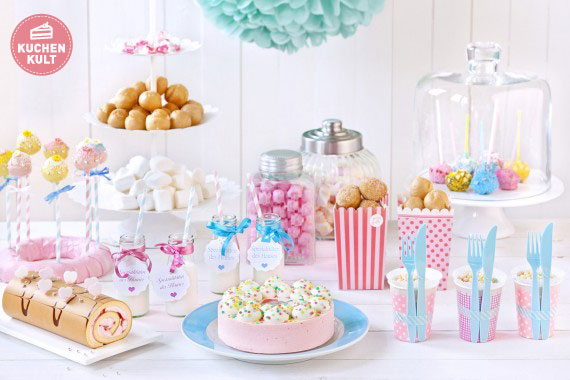 Babyparty deko babyparty ideen s e babyparty for Baby shower party deko