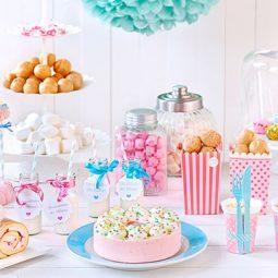 Baby Shower Torte Rezepte und Deko-Ideen für Babyparty