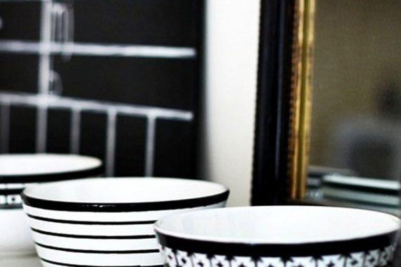 DIY - Kaffee-Porzellan kreativ verzieren