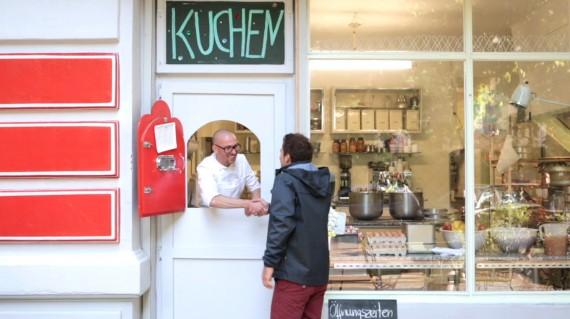 Max bei Mr. Minsch in Berlin Kreuzberg