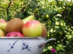 Obst schick in Schale!