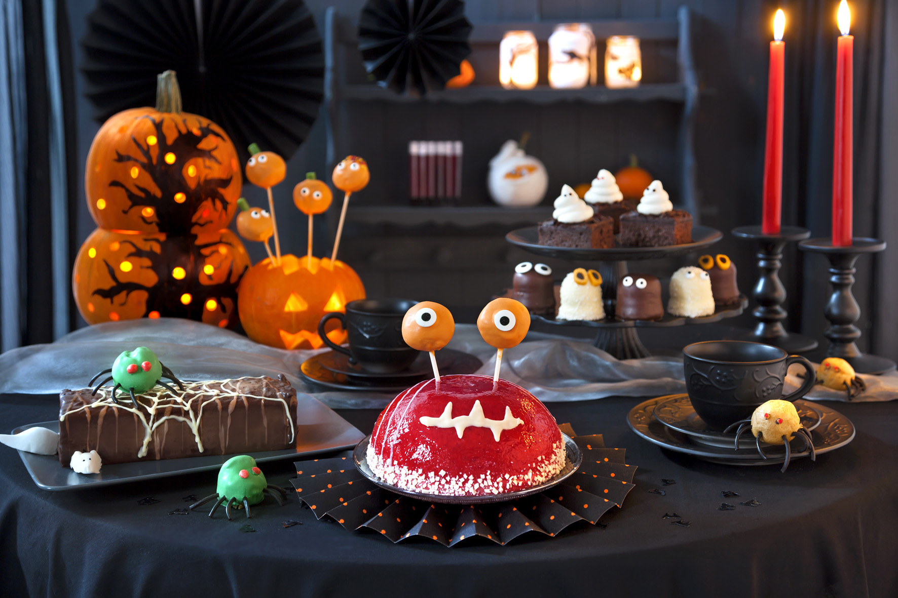 coole halloween kuchen beliebte rezepte f r kuchen und geb ck foto blog. Black Bedroom Furniture Sets. Home Design Ideas