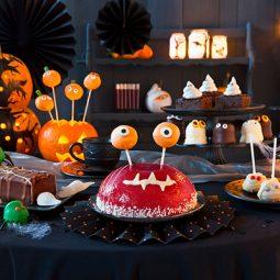 Halloween Kuchen Rezepte und Deko-Ideen vielseitig