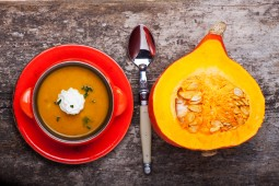 Herbst-Soulfood à la Kürbis