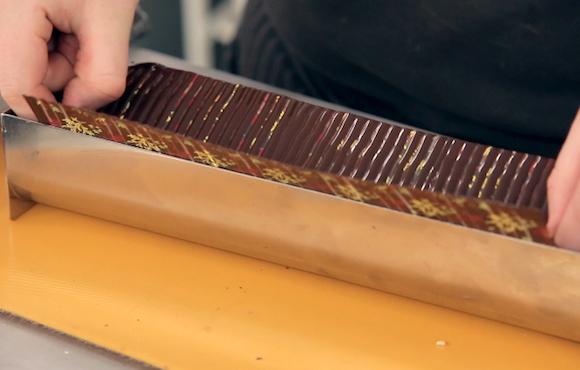 Herstellung Schokokringel