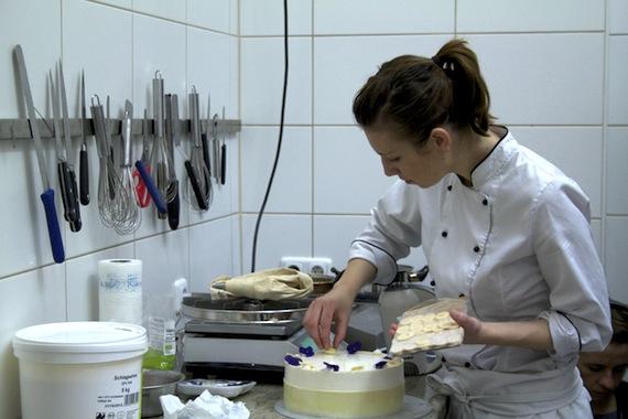 Dekorativer Feinschliff bei Princess Cheesecake in Berlin