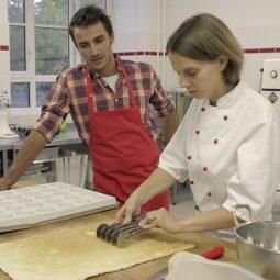 Deutsch-Französische Tortenjuwelen in Albrechts Patisserie